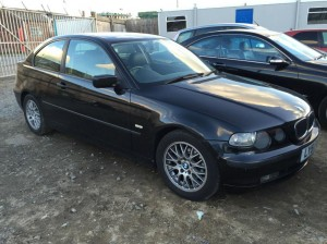HALOGEN LEWY BMW E46 COMPACT